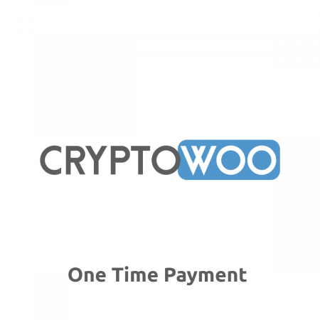 CryptoWoo One Time Payment