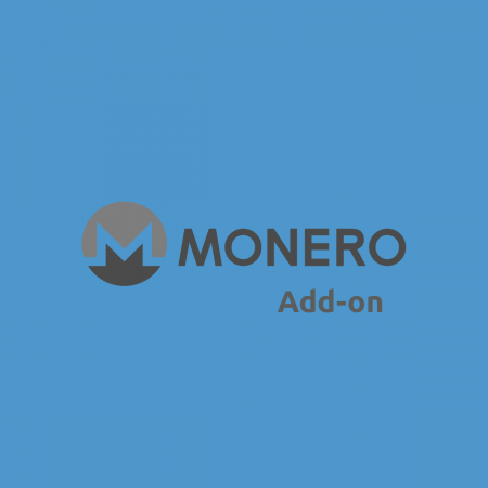 Monero Add-on